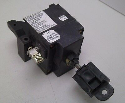 Square D Lighting Auxiliary Contactor Coil 9998 Lx44 See Photos!