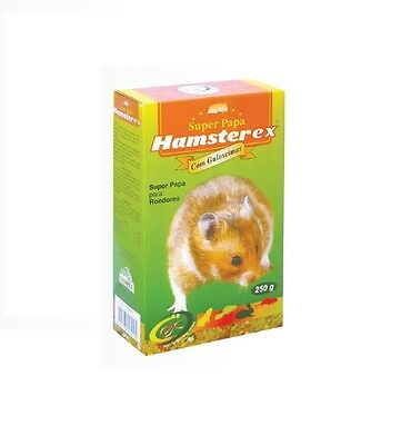 Additional Power Food Snack for Baby Old & Pregnant Hamster - 250 Gr