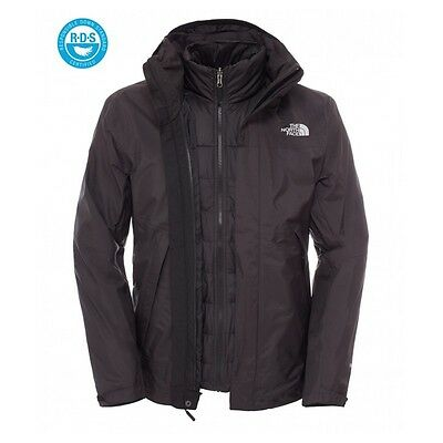 NORTH FACE Mountain GORE-TEX NERA 3 IN 1