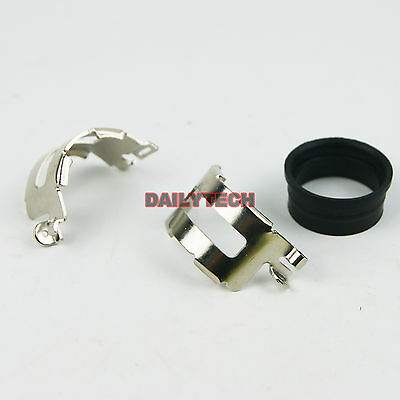 Exhaust pipe hoop and rubber seal fit KM HPI Rovan Baja 5B 5T DM