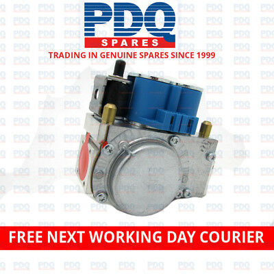 Worcester Junior 24i & 28i FSN NG Combi Gas Valve 87161056540 - NEW *FREE P&P*