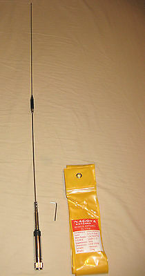 NAGOYA NL-770R DUAL BAND Antenna 2 an 70s PL259 TO FIT SO239 MAG MOUNT