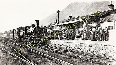 Black Dyke and Abberholme Line North British Silloth Railway Station Photo 1