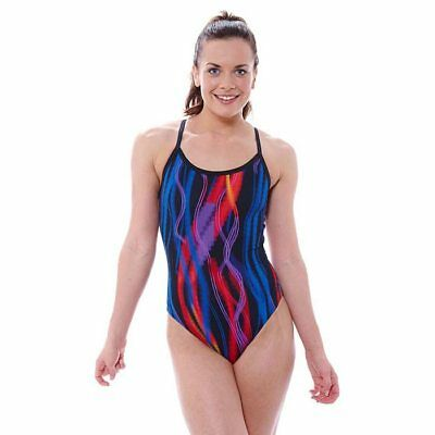 NEW Zoggs Womens Fairlight Sprintback from Ezi Sports Store