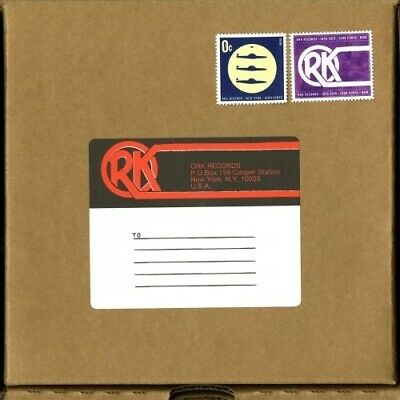 """Various Ork Records: Complete Singles RSD limited edition 16 x 7"""" box set NEW/SE"""
