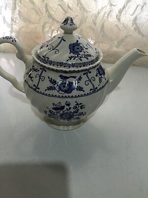 Old Willow Tea Pot