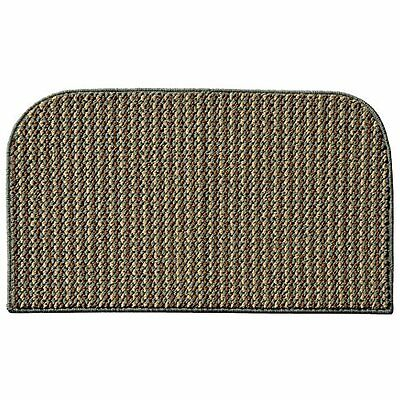 Garland Rug Berber Colorations Kitchen Slice Rug, 18-Inch by 30-Inch, Green, New