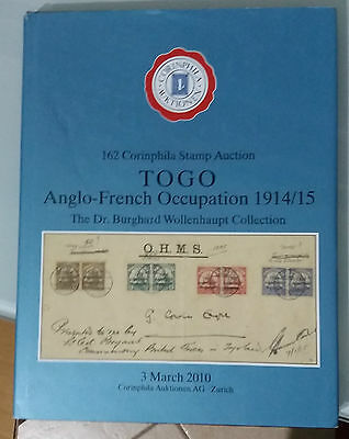 Togo, Anglo-French Occupation 1914/15 - Corinphila Auktionen - 2000 - G