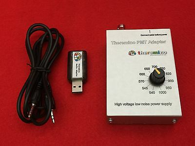 Theremino PMT Adapter Scintillation Detector Bias Driver for Gamma Spectrometry