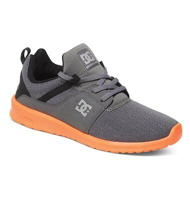 super popular 2a782 875de Scarpe Uomo Donna Training DC Shoes Heathrow SE Grigio Chaussures Zapatos  Schuhe