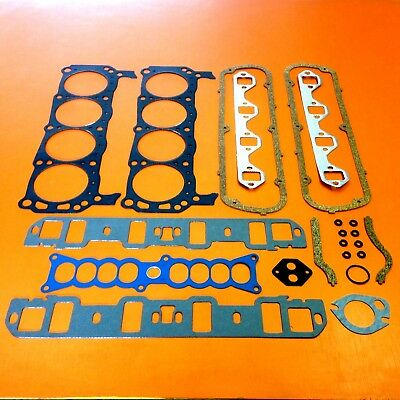 1985-1995 Fits Ford Mustang 302 5.0  5.0L  Head Gasket Set