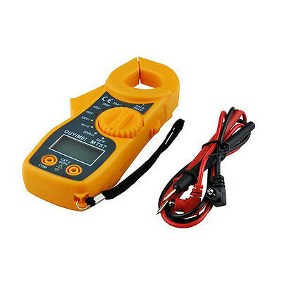 Tester Mt87 Digital Clamp Meter