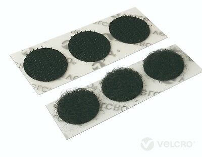 VELCRO® Hook and Loop Dots Coins Squares Self Adhesive