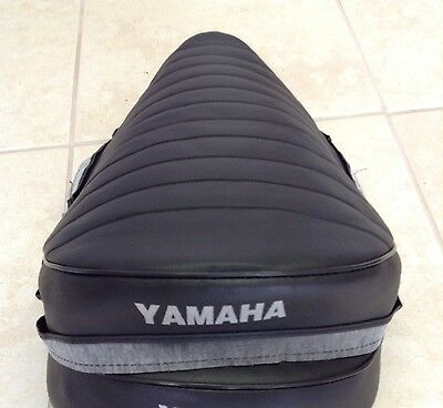 Saddlemen SaddleSkin ATV Seat Cover W//Grippy Surface Black Yam Raptor 700R 07-09