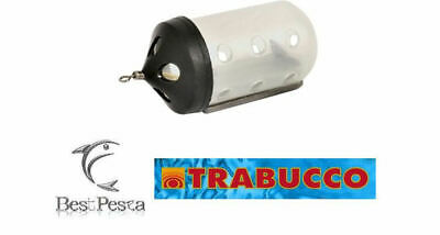 TRABUCCO AIRTEK BLACK HEAD FEEDER - L - 50gr