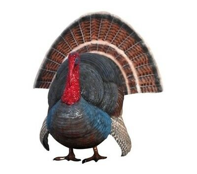 Turkey Statue Life Size Turkey Bird  Farm Animal Cute Display Prop- Free Ship