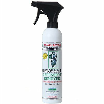 Cowboy Magic Greenspot Remover - Instantly removes stains on horses