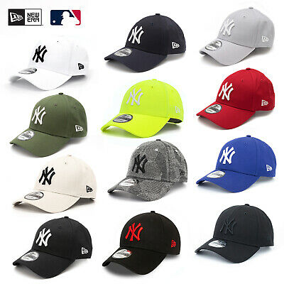 New Era Mlb 9Forty 940 Cap Mlb New York Yankees Baseball Mütze Verstellbar Kappe