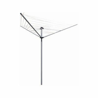 3 Arm Rotary Outdoor Washing Line 26M Airer Dryer