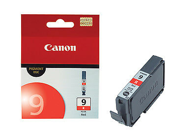 Canon PGI-9R Red Ink Cartridge