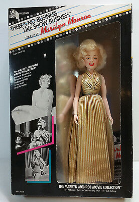 "1982 Tri-Star ""There's No Business Like Show Business"" Marilyn Monroe Doll"