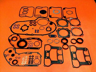 1991-2003 Fits Harley 1200 Sportster Full Gasket Set With .030 Mls Head Gaskets