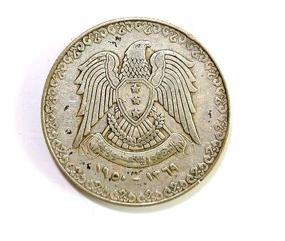 Middle Eastern Silver Eagle Coin   C2806