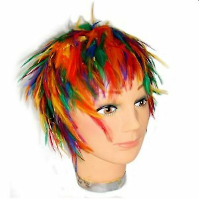 Gay Pride Wholesale Rainbow Wig Wholesale Lot of 12