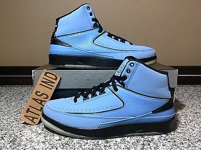 2eeebe16cc90 AIR JORDAN 2 RETRO QF University Blue Nike II 1 4 11 13 Candy Pack Carolina