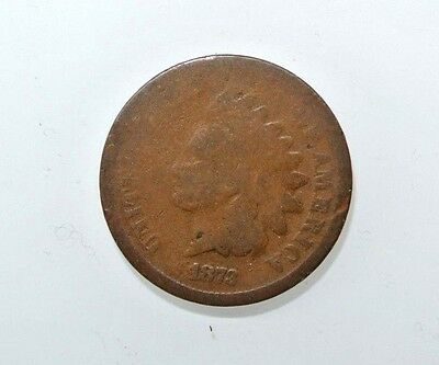 1873 Indian Head Penny    C2835