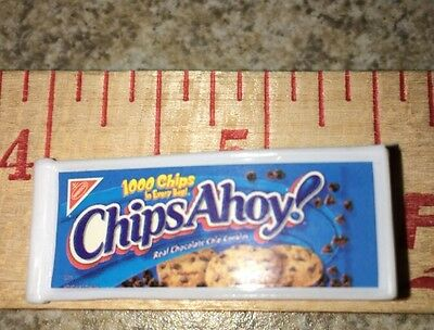 BArbie 1000 Chips in Every Bag Chips Ahoy Chocolate Chip Cookies Nabisco