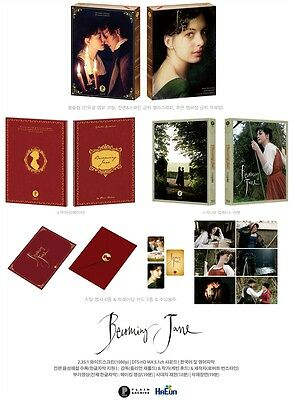 Becoming Jane (Blu-ray) Limited 1,800 Copies / Region A