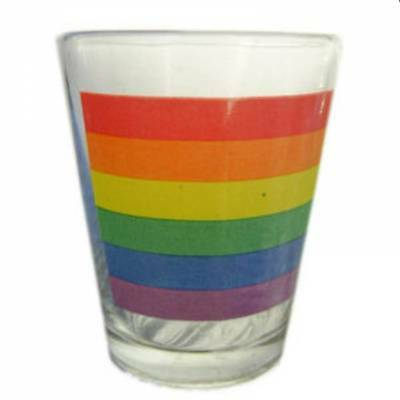 Gay Pride Wholesale Gay Pride Shot Glass Wholesale Lot of 12