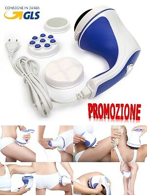 "Massaggiatore Tonificante ""relax & Tone"" Anti Cellulite E Dimagrante Offerta"