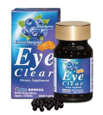 Eye Clear - Protect Retina & Eye Sight, Helps from Feeling Tired 2 Month Supply