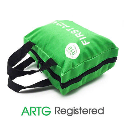 210pcs ARTG Registered First Aid Kit-A must have for family office car camping