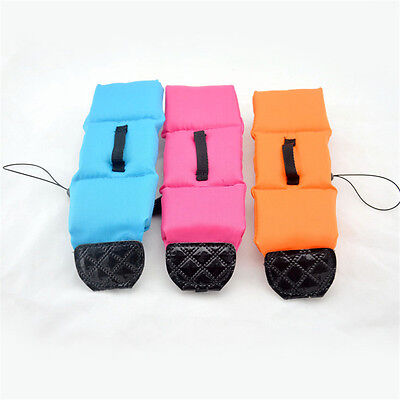1X Colorful Waterproof Diving Floating Foam  Armband Strap for Camera Gopro 2017