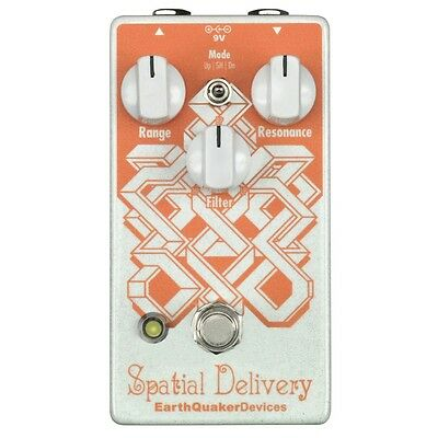 EarthQuaker Devices Spatial Delivery Envelope Filter Guitar Effects Pedal