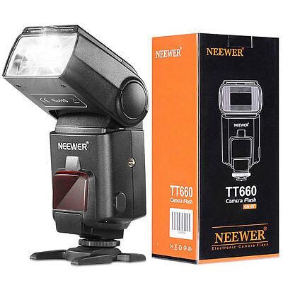 Neewer LCD Manual Flash Speedlite for Sony A7 A7S/A7SII A7II A6000 A6300 A6500