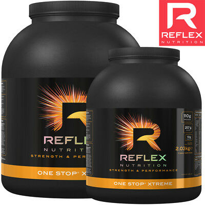 Reflex Nutrition One Stop Xtreme // ALL SIZES // ALL FLAVOURS // FREE DELIVERY!