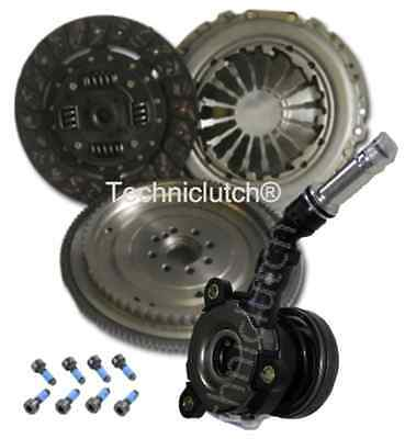 Dual Mass To Single Flywheel, Clutch Kit And Csc For Vauxhall 1.3Cdti Astra Vi