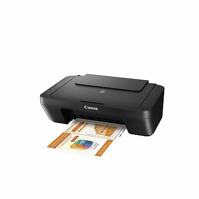 Canon MG2450 All-in-One Inkjet Printer NO INKS - USB Cable Included Print Copy