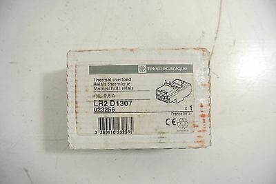 New in Sealed Box Telemecanique LR2D1307 Thermal Overload Relay