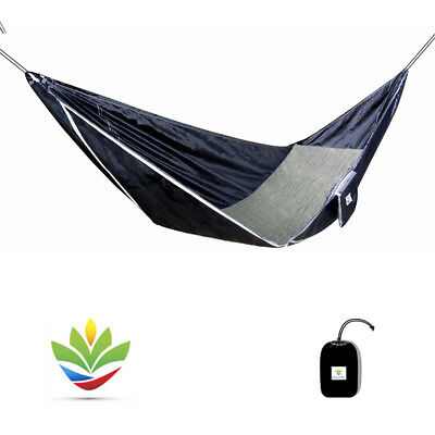 Hammock Bliss Sky Bed - The Most Comfortable & Flat Camping Hammock On Earth