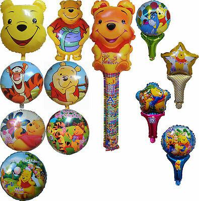 Winnie The Pooh Balloon Birthday Party Bag Gift Centerpiece Decoration Favor