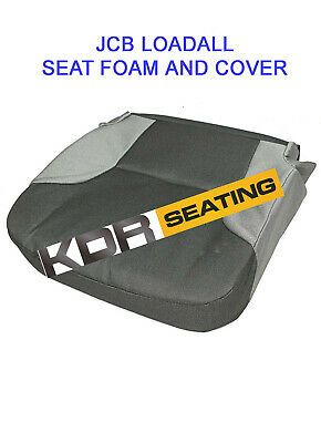 JCB Part 40/910667 Seat Cushion Squab Loadall Forklift Telehandler KAB SEATING
