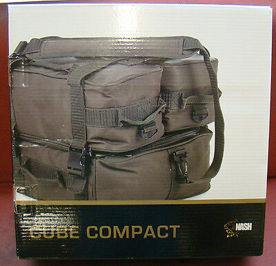 Nash Cube Compact T3358 Rrp £87.99 our price £69.99