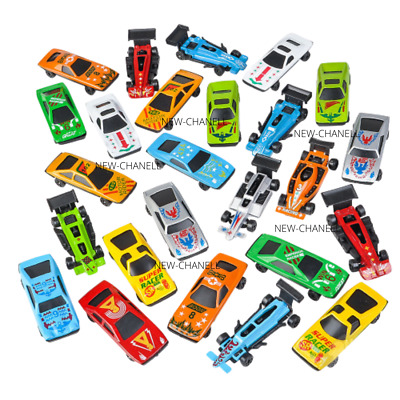 36 Die Cast F1 Racing Cars Vehicle Play SetToy Car Children Model Diecast Metal