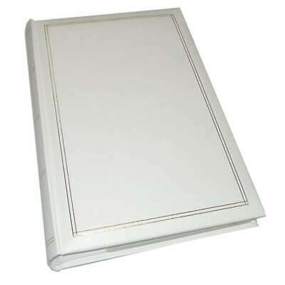 Walther Monza White 6x4 Slip In Photo Album - 300 Photos