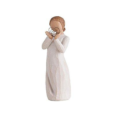 Willow Tree Lots of Love Holding Hearts Figurine Susan Lordi 27440 New Demdaco,